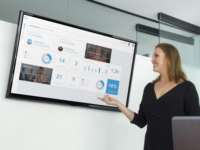 Vårdplattformen Helios Care ska förändra sjukvården ihop med Microsoft