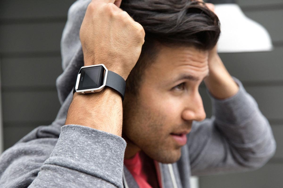 Upptäck mer om din träning med klocka från Fitbit