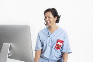 eHälsocenter för kroniskt sjuka patienter