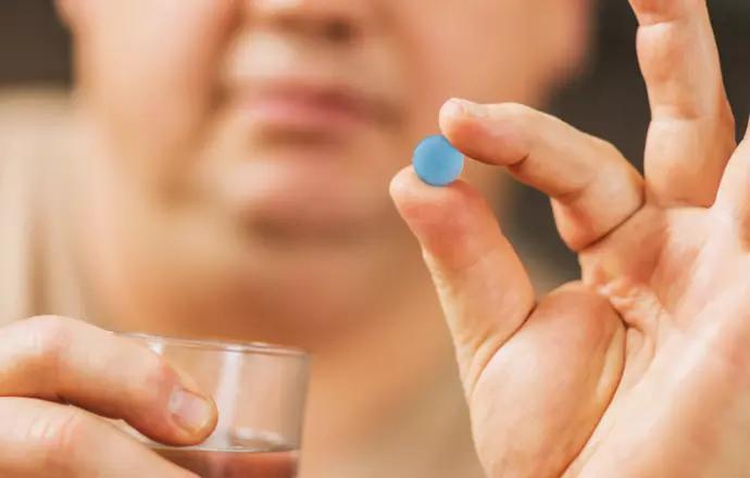 Första receptbelagda läkemedlet i tablettform på 10 år för hjälp till viktminskning