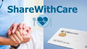 ShareWithCare säkerställer att samhällets givmildhet verkligen kommer fram till behörig vårdpersonal 2
