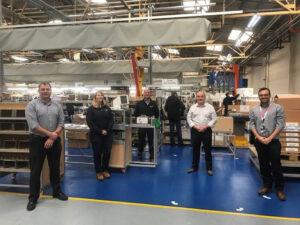 Panasonic producerar prototyper för andningsapparater för att hjälpa Covid-19-patienter 2