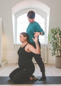 Ny app får gravida och nyblivna mammor att träna rätt 2
