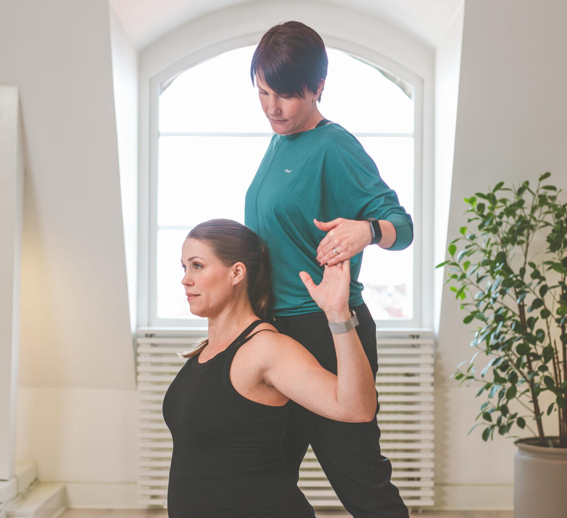 Ny app får gravida och nyblivna mammor att träna rätt