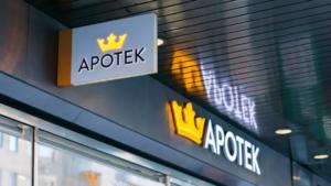 Kronans Apotek möjliggör Swish-betalning i samtliga apotek 3