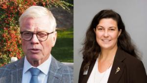 Marie Wahren-Herlenius och Sven-Erik Sonesson vid KI prisas för världsledande forskning 2