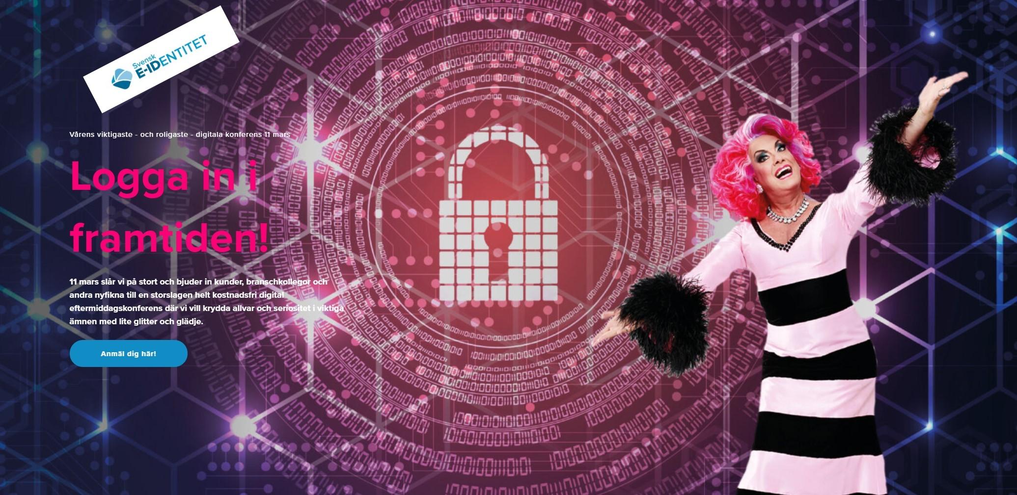 Digitalisering, säker åtkomst, AI, identifiering i tjänsten