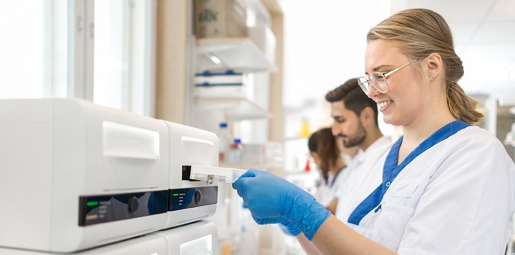 Ultrasnabbt diagnostiksystem kan rädda liv och motverka antibiotikaresistens