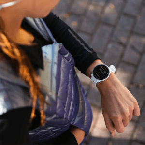 Garmin levererar värdefulla insikter om hälsa och träning till dig som använder en Forerunner smartwatch