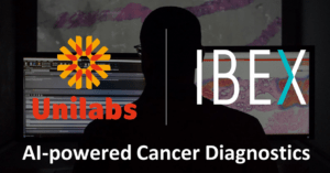 AI Unilabs Ibex logos