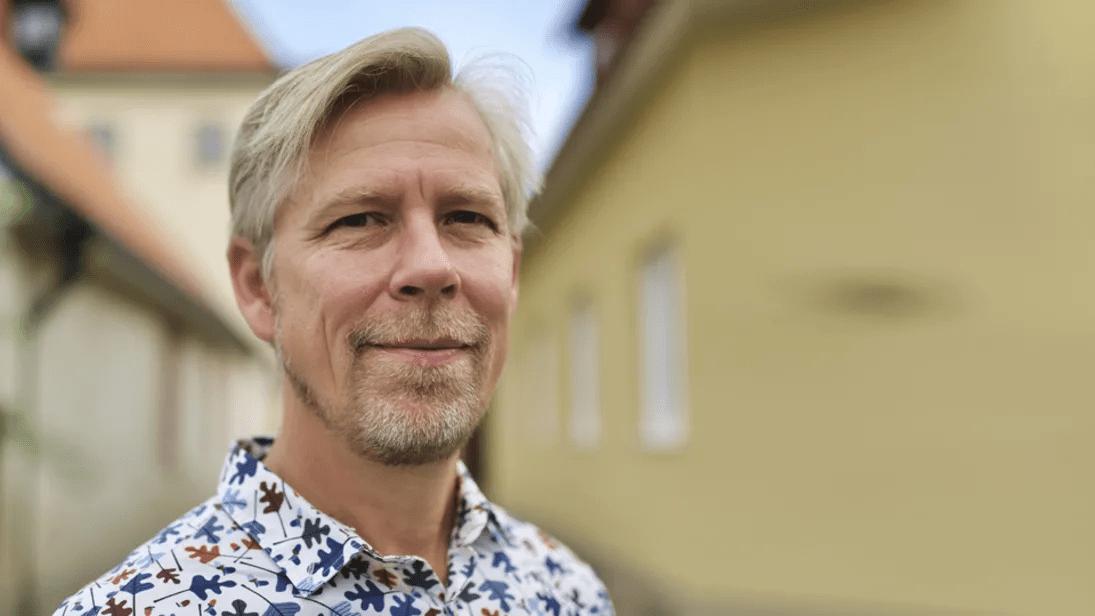 Magnus Jahnsson vill utveckla världens bästa utbildningar hos Key2Compliance